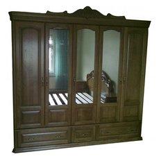 Шкаф 5-ти дверный Венеция