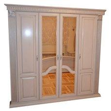 Шкаф 4-х дверный Верона