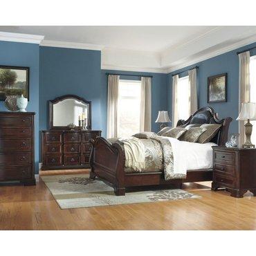 Деревянная кровать Flemingsburg King B699-56-58-97