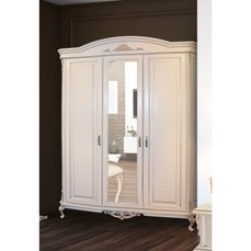 Шкаф 3-х дверный Жозефина