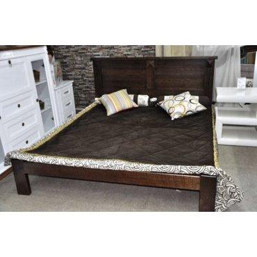 Деревянная кровать Квадро