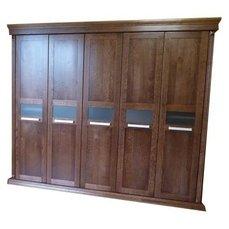 Шкаф 5-ти дверный Квадро