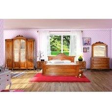 Спальня из дерева Тоскана