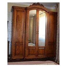 Шкаф 4-х дверный Тоскана