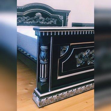 Деревянная кровать Элока-Люкс