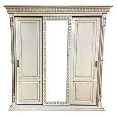 Шкаф 3-х дверный Олимп