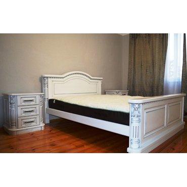 Деревянная кровать Офелия