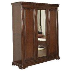 Шкаф 3-х дверный Elegance Nuc с зеркалом