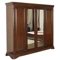 Шкаф 4-х дверный Elegance Nuc с зеркалами