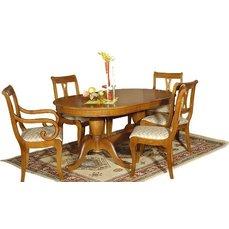 Комплект обеденный JASMIN (стол и 6 стульев)