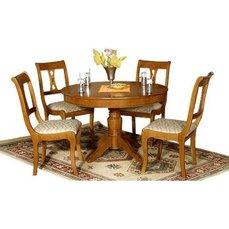 Комплект обеденный JASMIN (стол и 4 стулья)