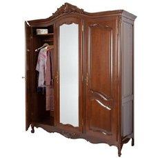 Шкаф 3-х дверный Mogador с зеркалом
