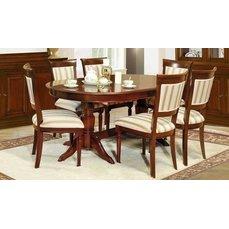 Комплект Elegance Nuc (стол овальный + 6 стульев)