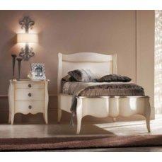 Кровать Charme деревянное изголовье 728/G