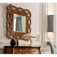 Квадратная рама Francesco с зеркалом FR065