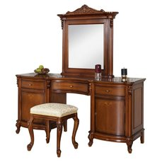 Туалетный столик FIRENZE без зеркала