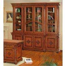 Книжный шкаф VENETIA LUX 4 дв