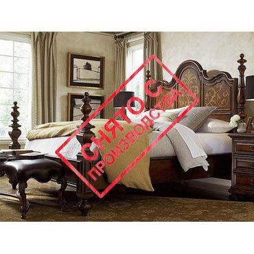 Деревянная кровать Escalera Queen 245280B