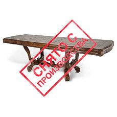 Стол обеденный TUSCANO MELANGE 34002T-34002B