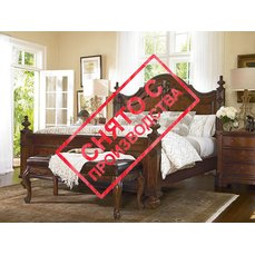 Деревянная кровать VILLA CORTINA Queen 409240B