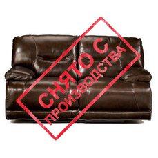Диван двухместный с реклайнером Exhilaration-Chocolate 42401-86
