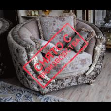 Кресло Alexander с декором колосья