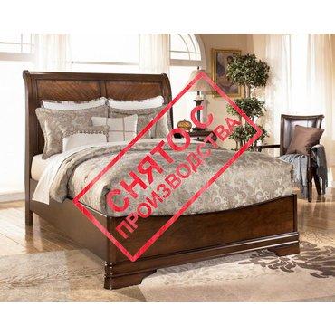 Деревянная кровать Queen Hamlyn B527-54-57-96