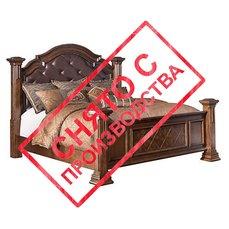 Деревянная кровать King Wisteria B602-51-72-99