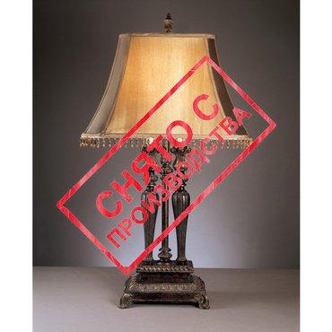 Настольная лампа с абажуром Desana L370974