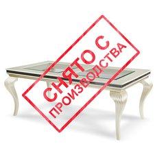 Стол обеденный HOLLYWOOD SWANK NU03000T-11-NU03000L-08