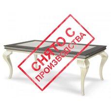 Стол обеденный HOLLYWOOD SWANK NU03000T-85-NU03000L-05