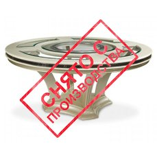 Стол обеденный HOLLYWOOD SWANK NU03001T-11-NU03001B-08