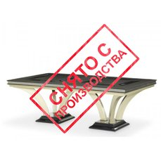 Стол обеденный HOLLYWOOD SWANK NU03002T-85-NU03002B-79