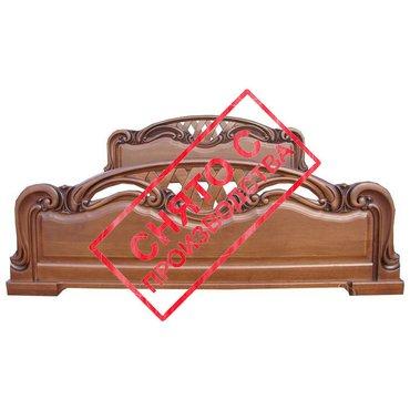 Деревянная кровать Л 05