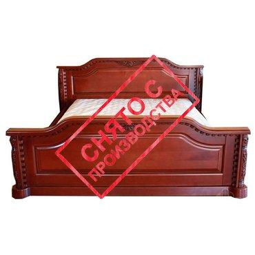 Деревянная кровать Л 08