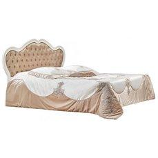 Кровать Adel 1600 декор Капетон