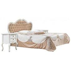 Комплект для спальни Adel декор Капетон 1600