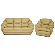Комплект мягкой мебели Baron кожа