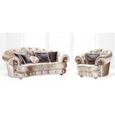 Комплект мягкой мебели Diamond