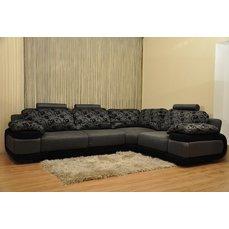Угловой диван Havana кожа