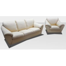 Комплект мягкой мебели Nikol кожа