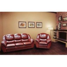 Комплект мягкой мебели Oligarh кожа