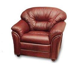 Кресло Plaza кожа