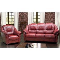 Комплект мягкой мебели Roma кожа