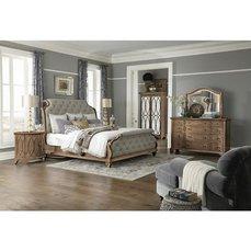 Комплект для спальни Jasper 791-250-340-650-660 Queen