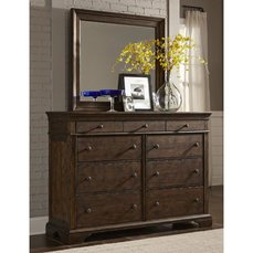 Комплект для спальни Trisha Yearwood 920-650-660