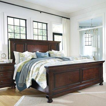 Деревянная кровать King B697-56W1-58W1-97W1