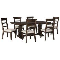 Комплект мебели для столовой HILLCOTT D798-55BT-01