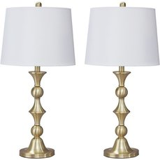 Комплект настольных ламп Genevieve L204154