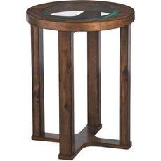 Кофейный стол круглый Hannery T725-6
